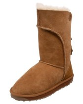 �����ُEMU Australia  Alba Boot Button��ɫ ��Ͳѩ��ѥ����ɫ