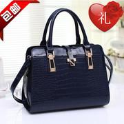 El bolso de la señora 2014 el bolso de mediana age Bolsas Grandes de conchas diagonal bolso