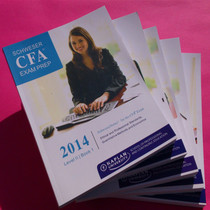 �Ӻ�ȫ��2014��CFA���� Level 2 Schweser notes��C�ײ͡����Y��