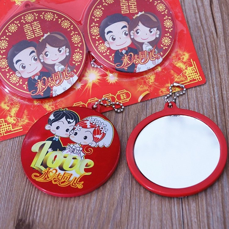 Jiafour My Love Round Badges Craft Supplies DIY Design Button with Pin Decorative Apparel