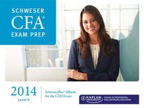 ������ɫ2014CFA�����̲� level 2 II study notes C�ײ� QBank