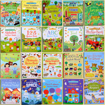 �׃�ͯ�����N���� Ӣ��ԭ��Sticker Book �������������}�N�N����