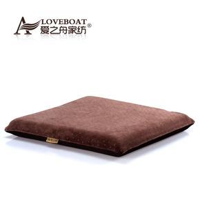 爱之舟慢回弹记忆棉椅垫坐垫办公室椅垫沙发垫 餐椅垫 椅子坐垫