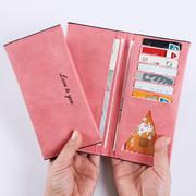 - La Señora del 2015 el coreano - SU TARJETA del paquete suaves estafadores los Estudiantes el bolso de cuero