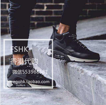 ��FS��۴�ُ���Ϳ�Nike Air Max 90 Sneakerboot �ڻ�684714-001