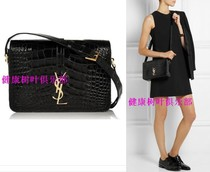 Saint Laurent ����1�ܵ��Ї� ���A�{�~ƤMonogramme Sac���