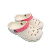 ! 2012 new Specials star Mickey Baotou Garden hole shoes sandals women sandals and slippers 7 colors