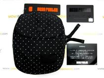 ��Head Porter Pouch Dot Black ��ɫ���c ��� ���